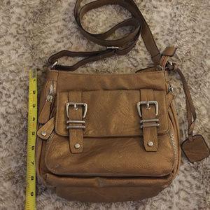 Jessica Simpson crossbody bag, gold